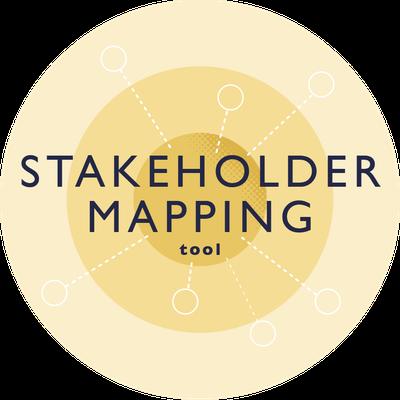 Stakeholder Mapping tool logo fila